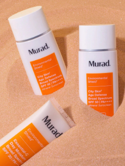 SPF protection from Murad
