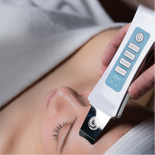 Spotlight Feature – Shop the bt-micro® Ultrasonic Exfoliation Device at MeyerSPA – Click to View Page