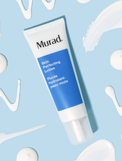 Scrubs and Lotions from Murad