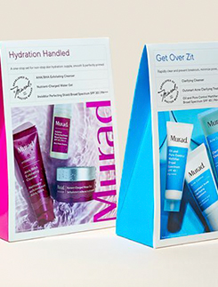 Regimens and Kits from Murad