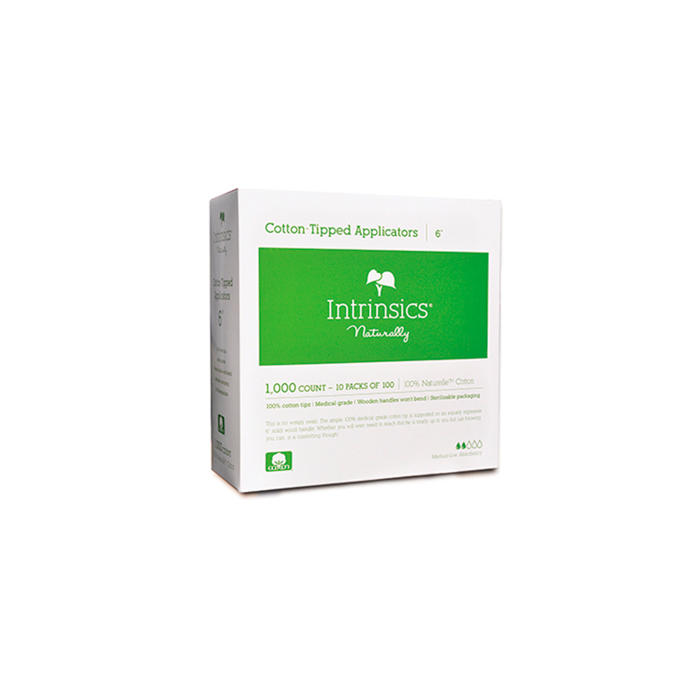 Intrinsics 6 in. Cotton-Tipped Applicators