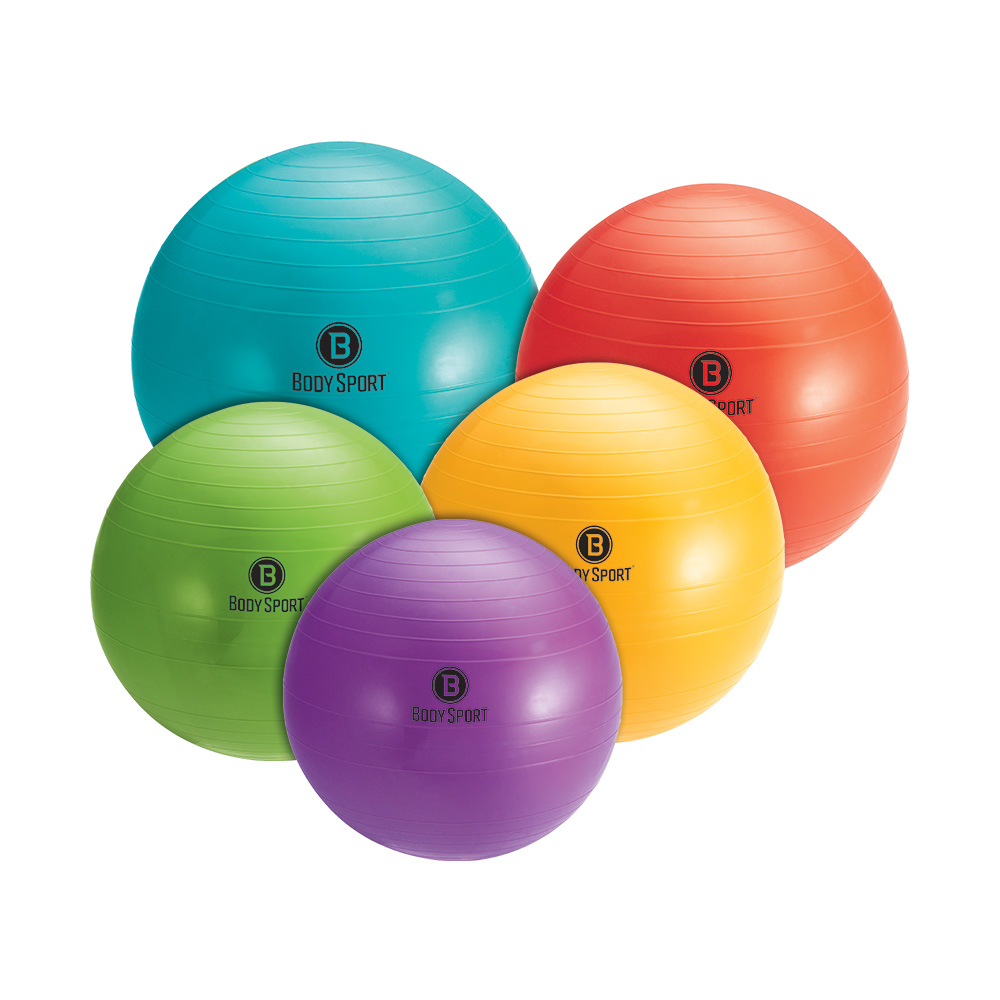 Body Sport® Fitness Balls - Click to Shop Now