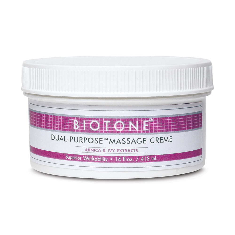 Featured Products - Biotone Dual-Purpose Massage Creme - Click to Shop