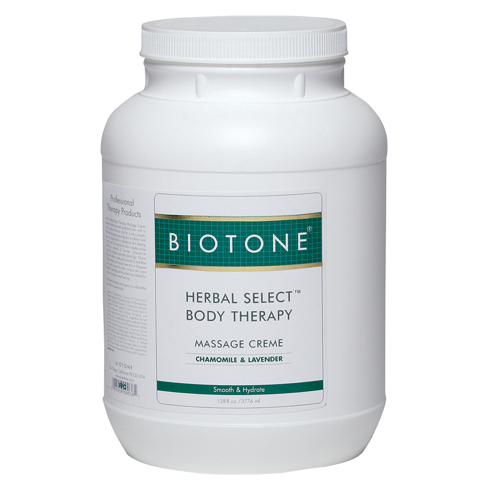 Featured Products - Biotone Herbal Select Creme, Lotion, & Oil - Click to Shop