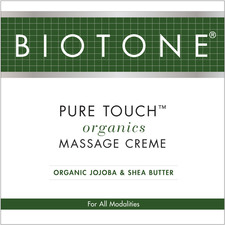 Featured Products - Pure Touch Organics Massage Creme - Click to Shop