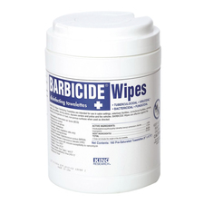 Featured Products - Barbicide Wipes - Click to Shop