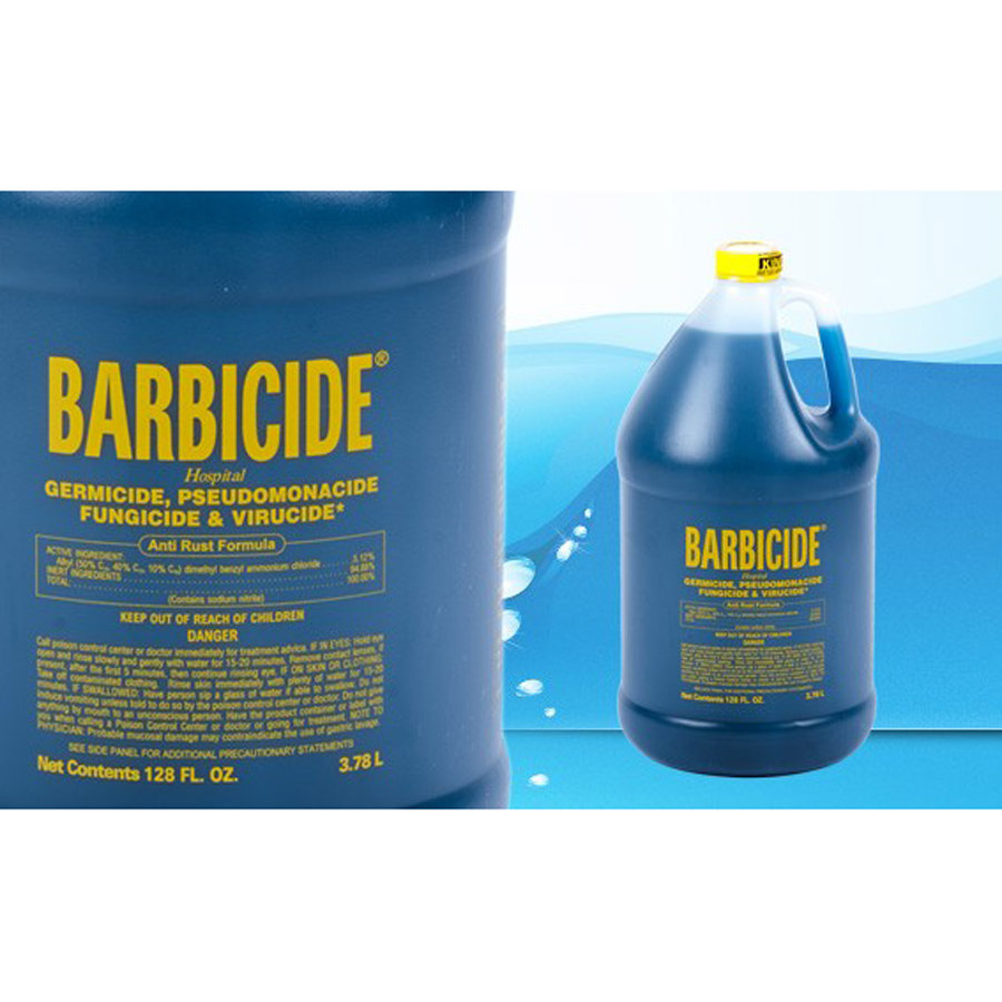 Backbar Products - Barbicide Concentrate - Click to Shop