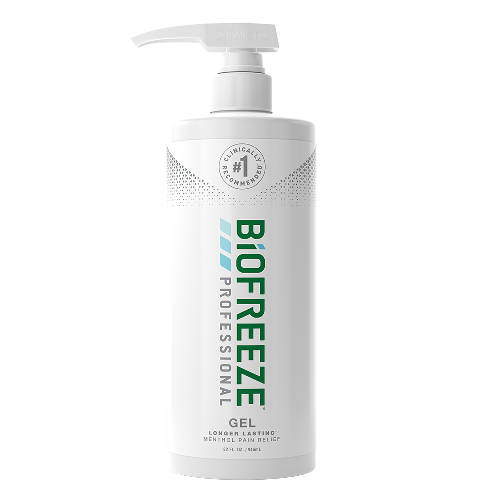 BIOFREEZE Topical Analgesic - Click To Show Now