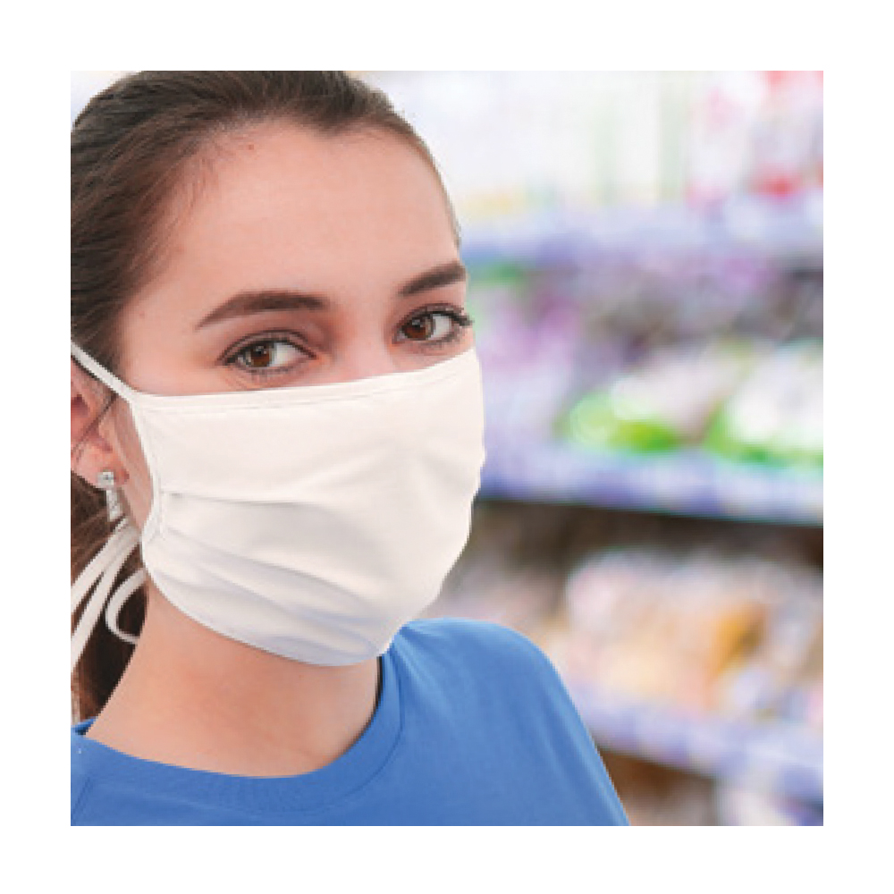 Featured Products - Layered Cloth Face Mask - Click to Shop