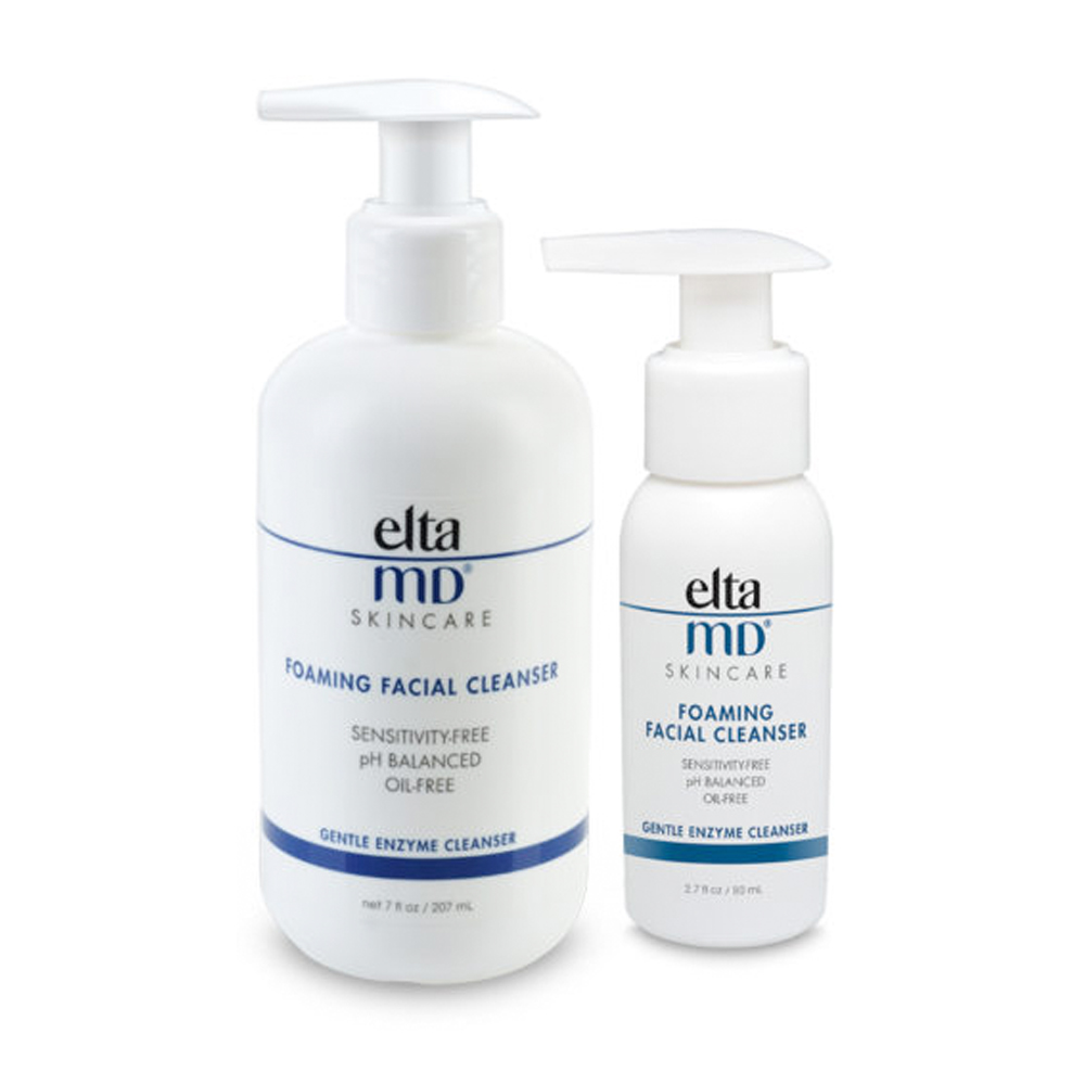 Featured Products - EltaMD Foaming Facial Cleanser - Click to Shop