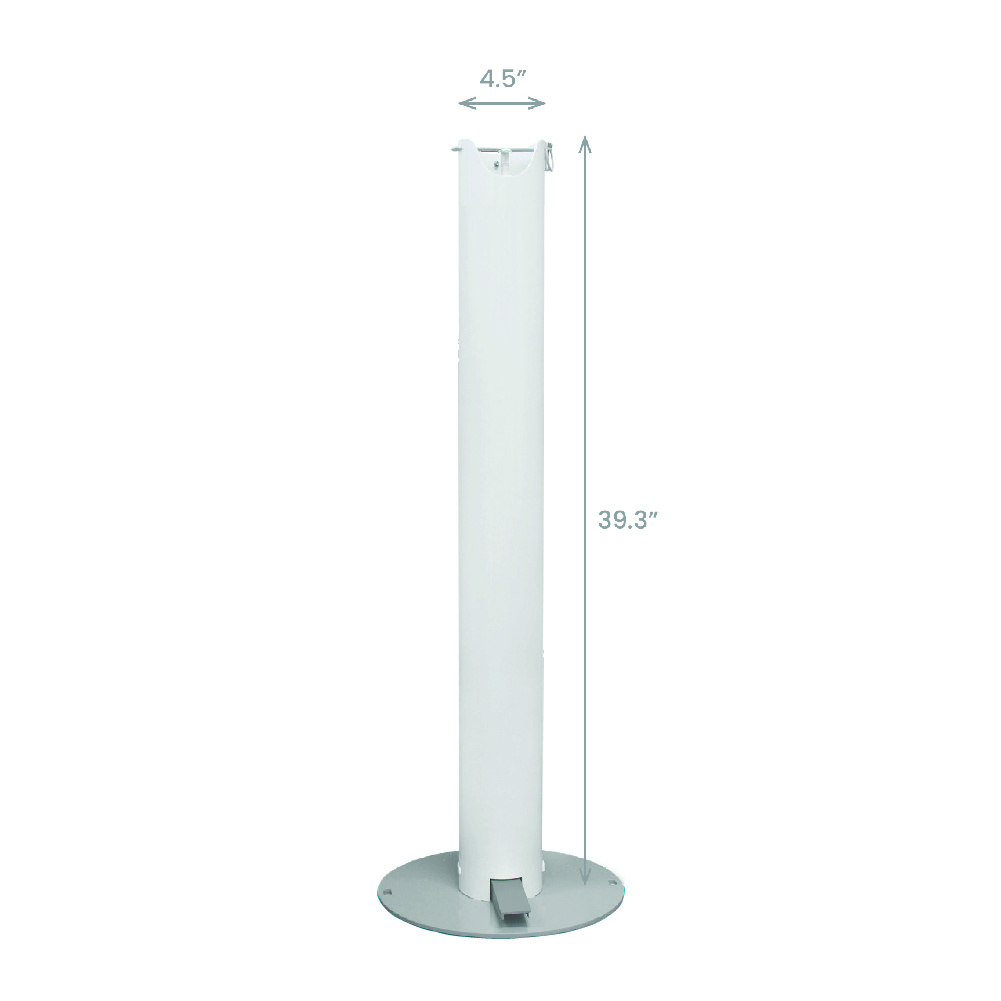 Featured Products - Pedal Activated Sanitizer Stand - Click to Shop