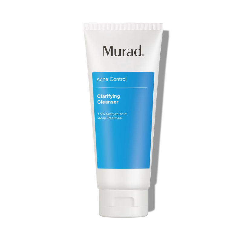Featured Products - Murad Clarifying Cleanser - Click to Shop