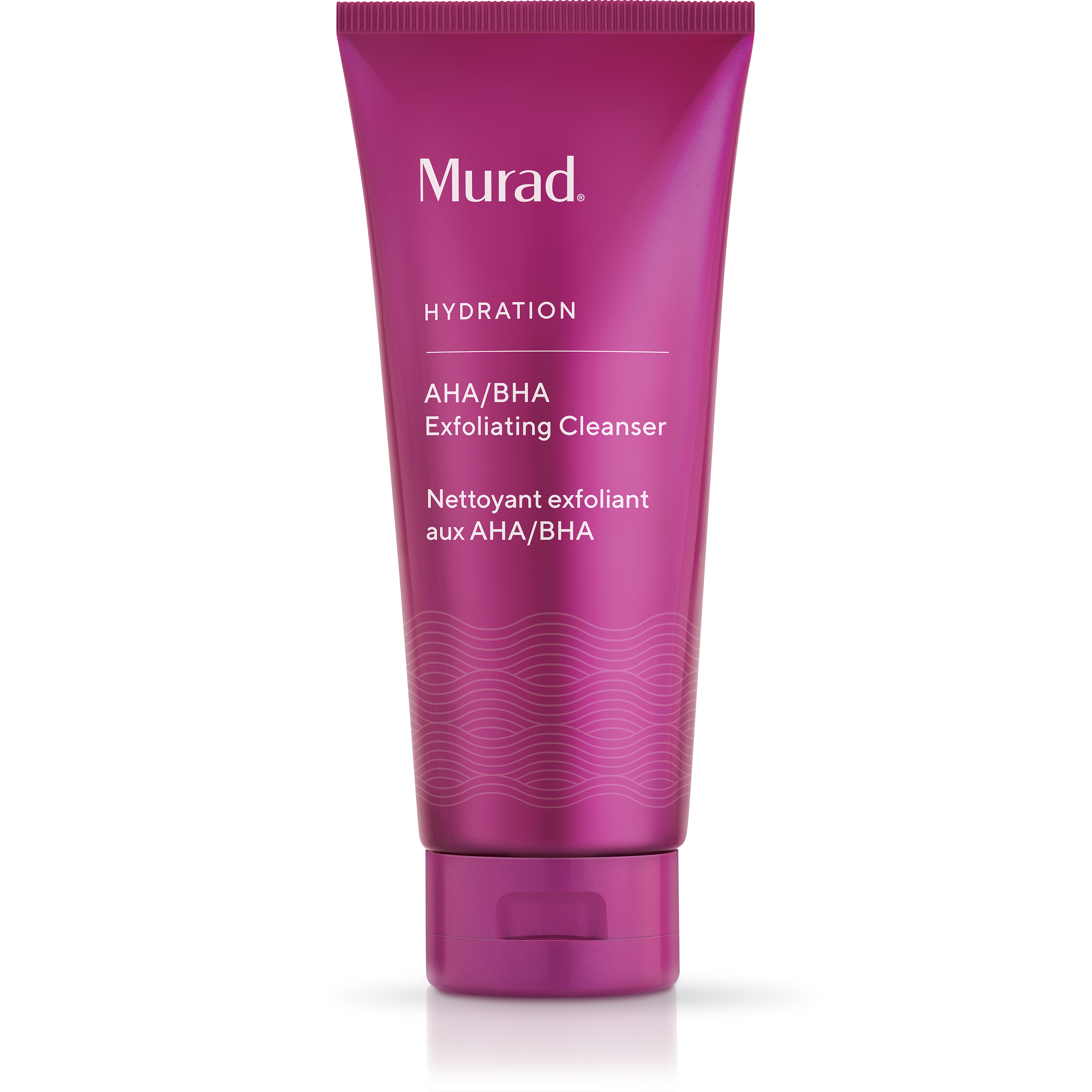 Featured Products - Murad AHA/BHA Exfoliating Cleanser - Click to Shop