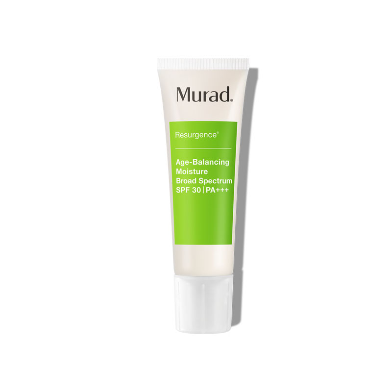 Featured Products - Murad Age-Balancing Moisture Broad Spectrum SPF 30, PA+++ - Click to Shop