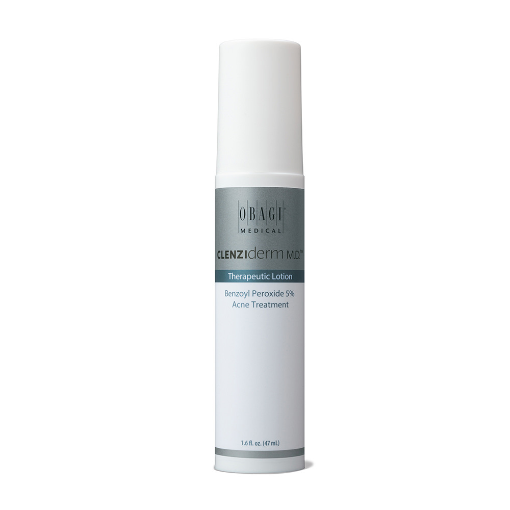 Featured Products - Obagi Medical CLENZIderm Therapeutic Lotion 5% BPO - Click to Shop