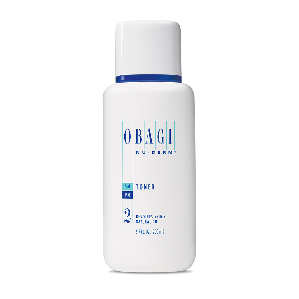 Nu-Derm FX product line from Obagi Medical