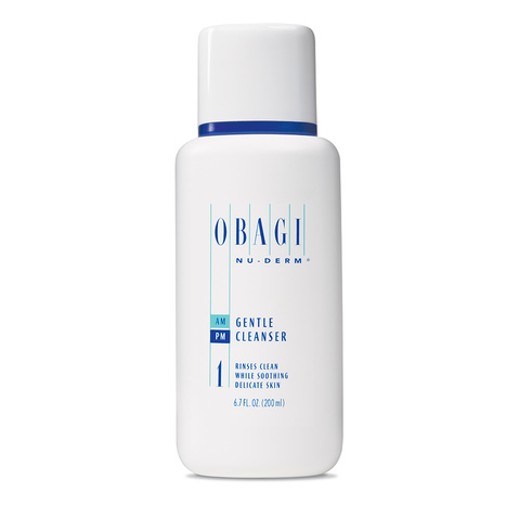 Featured Products - Obagi Nu-Derm Gentle Cleanser - Click to Shop