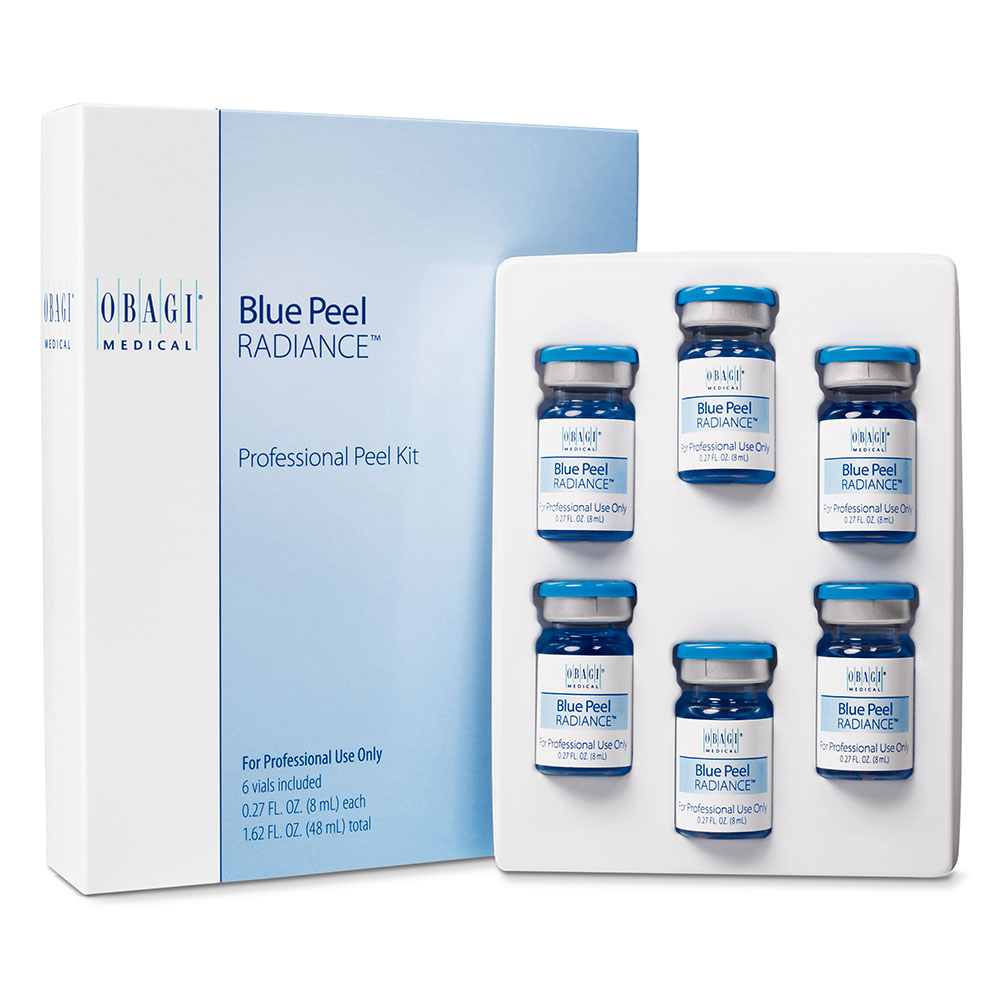 Featured Products - Obagi Medical Blue Peel RADIANCE - Click to Shop