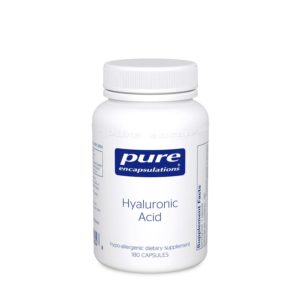 Pure Encapsulations Hyaluronic Acid - Click to Shop Now