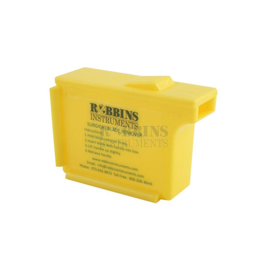 Featured Products - Robbins Instruments Plastic Blade Remover - Click to Shop