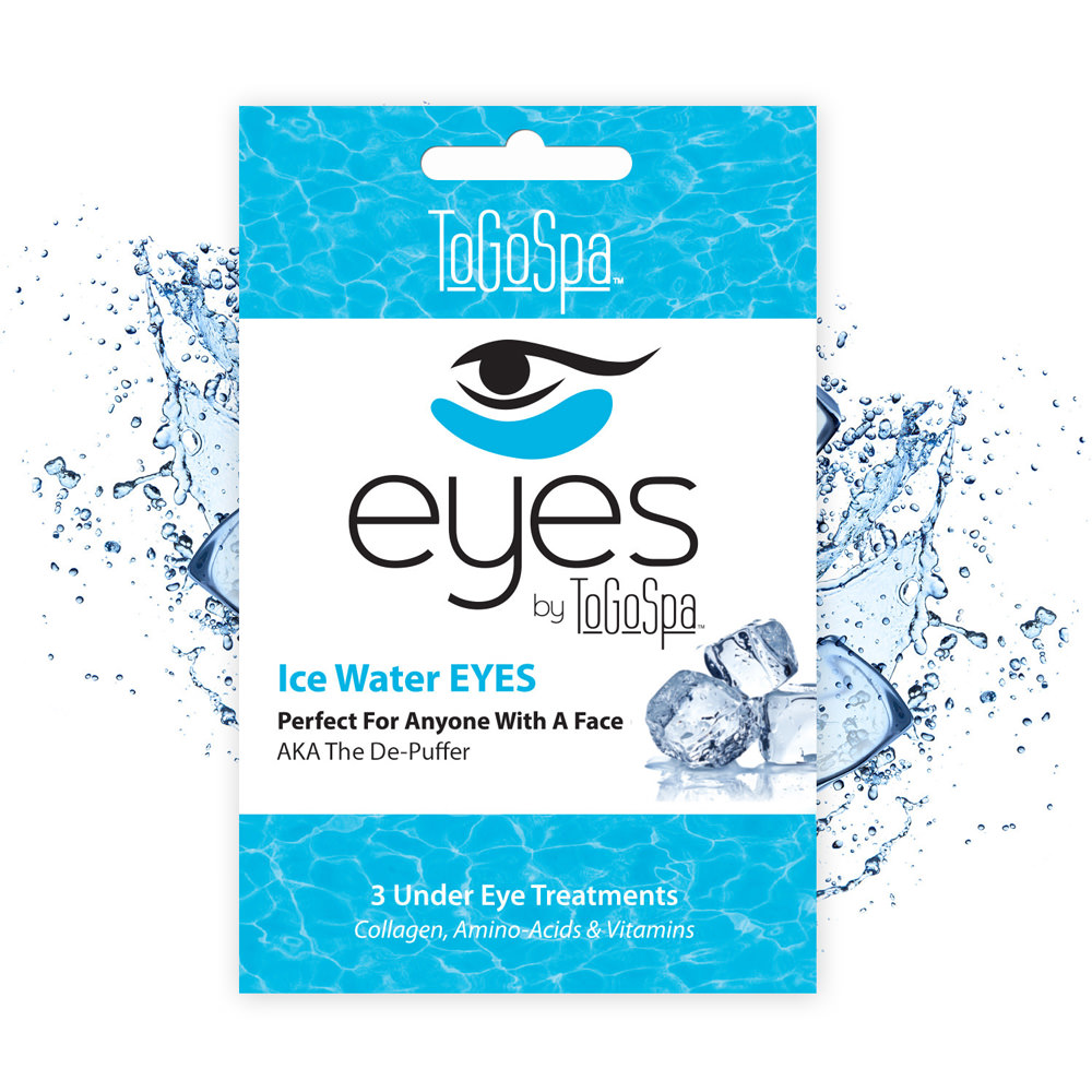 Featured Products - ToGoSpa Ice Water Eyes - Click to Shop