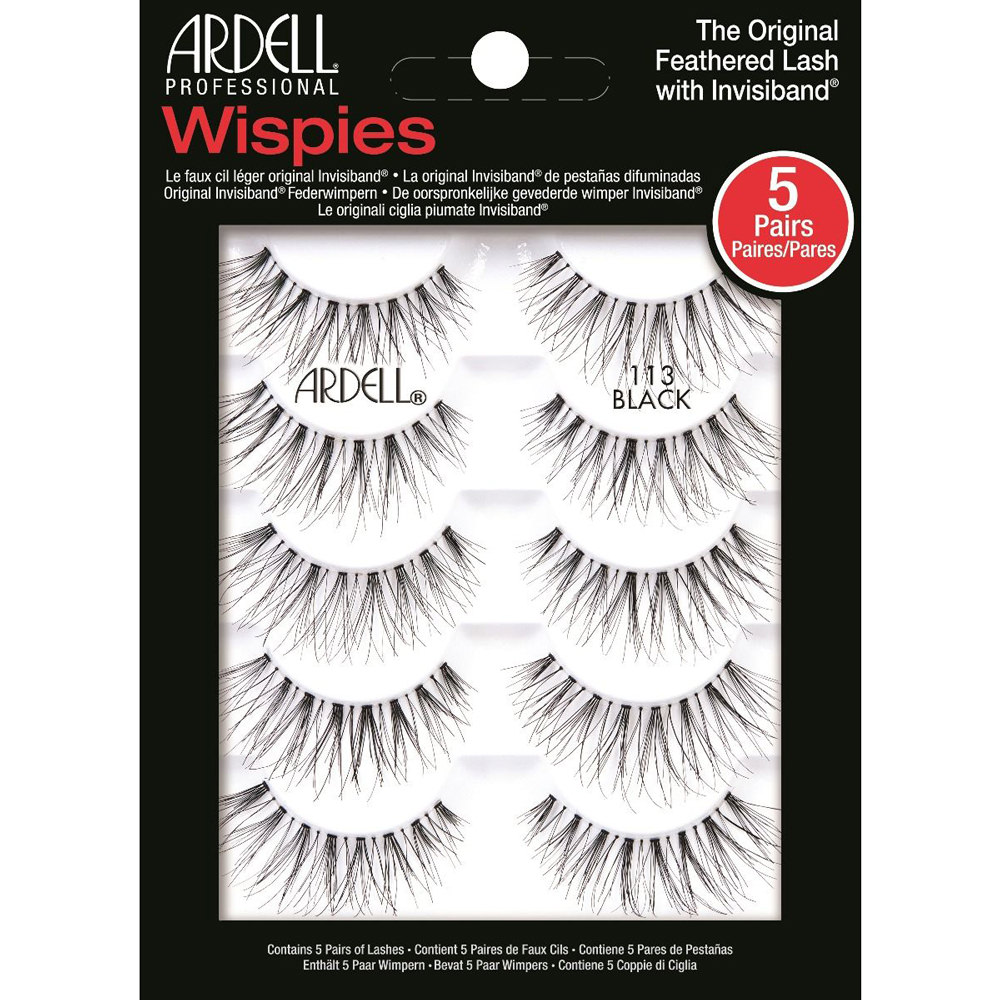 Ardell - Pro 5 Pack Wispies