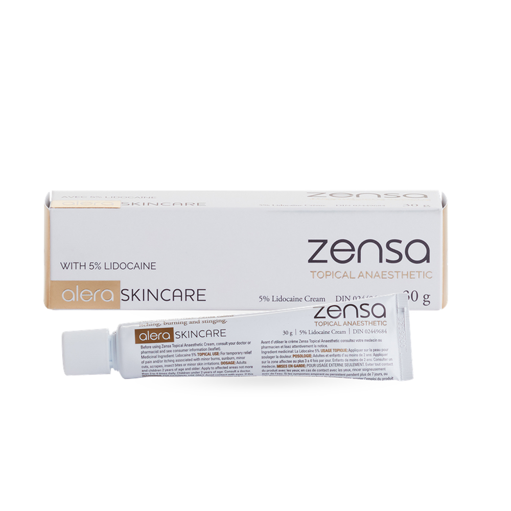 Featured Products - Zensa Topical Anaesthetic - Click to Shop
