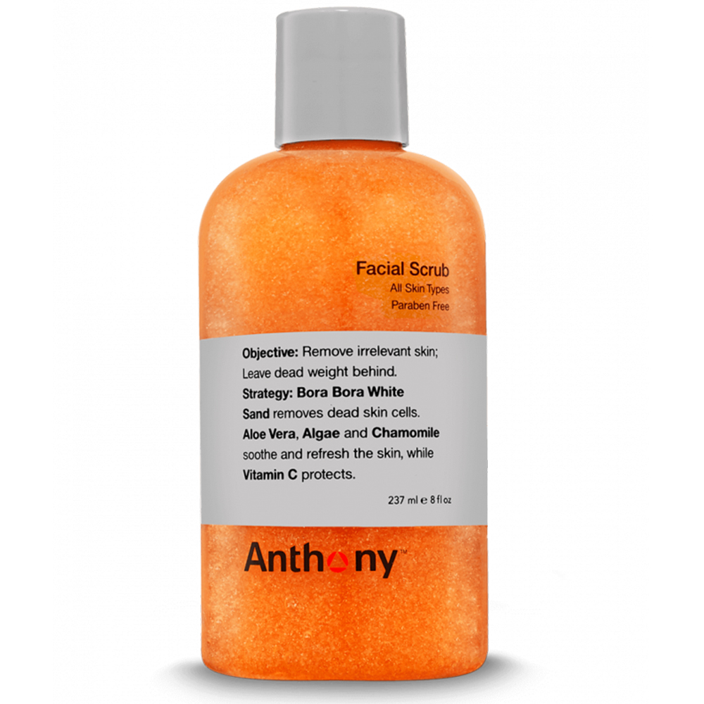 Featured Products - Anthony Skin Facial Scrub - Click to Shop