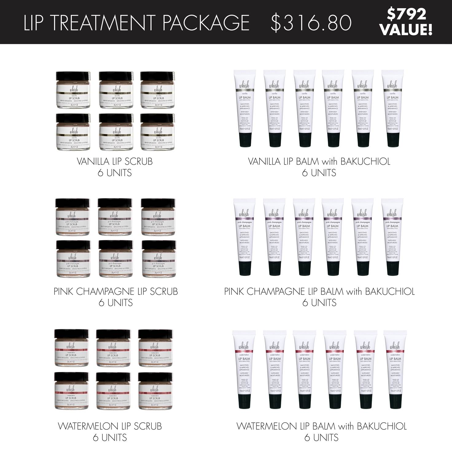 Kit - All About Lips Package - Click To View Page