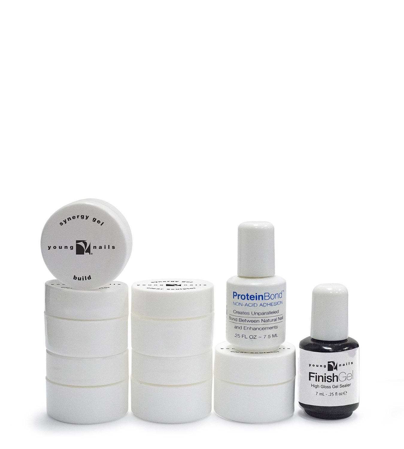Young Nails Trial Synergy Gel Kit