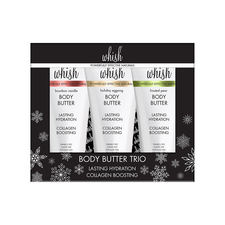 Whish Beauty Holiday Body Butter Trio