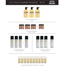 Kit - Coconut Deluxe Kit - Click To View Page