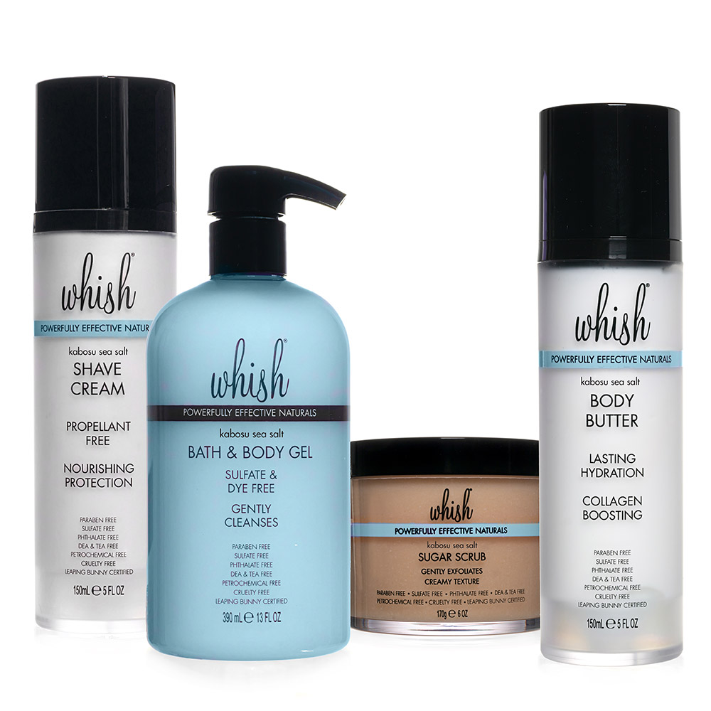Kit - Kabosu Sea Salt Add-On Pre-Packs Kit - Click To View Page